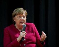 Merkel'den Avrupa'ya uyarı!