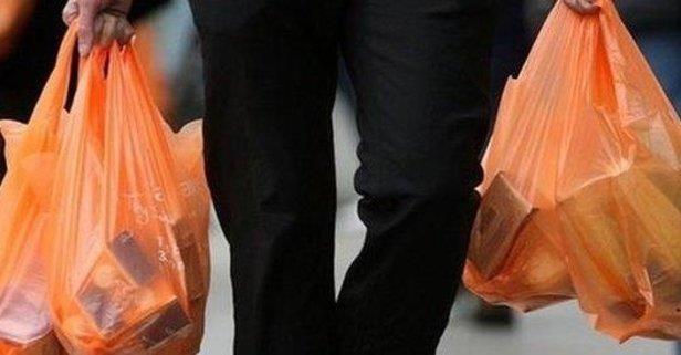 Alışverişte poşet parasına dikkat