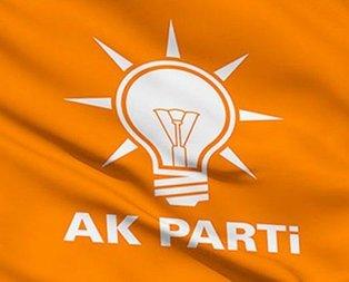 AK Partide flaş karar... Süre uzatıldı