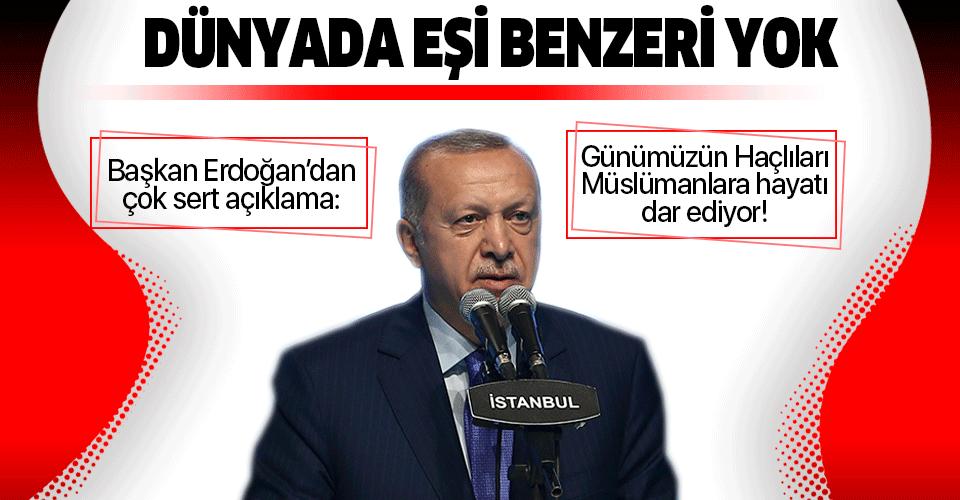 Başkan Erdoğan'dan Mevlid-i Nebi Haftası Açılış Programı'nda önemli açıklamalar