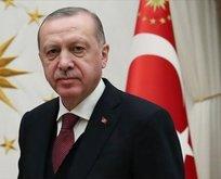 Başkan Erdoğan, İsmet İnönü'yü andı