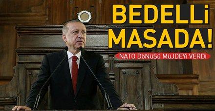 Erdoğan'dan bedelli açıklaması: Kararname ile çıkarabiliriz