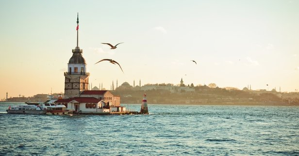 Views from Istanbul!