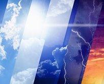 Meteoroloji'den son dakika hava durumu tahminleri
