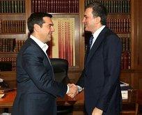 Yunanistanda kritik görüşme!
