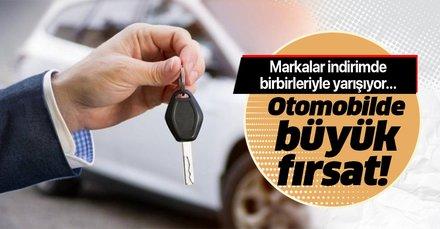 Otomobilde büyük fırsat! İşte sıfır otomobilde marka marka kampanyalar