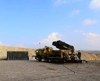 Mehmetçik, teröristleri milli roketlerle vuruyor