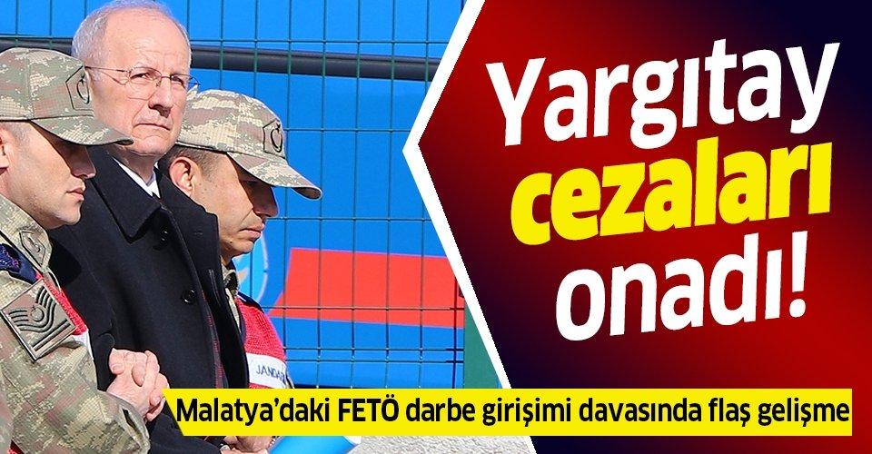 Yargıtay'dan FETÖ darbe girişimi davasında karar: Adem Huduti'nin hapis cezası onandı