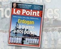 Fransız dergisinden yeni skandal: Savaş tehlikesi kapıda