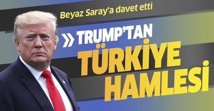 Trump'tan Cumhuriyetçi senatörlere Türkiye daveti