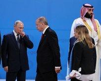 Dünya Başkan Erdoğan ile Prens Selman'ın karşılaşmasını konuştu