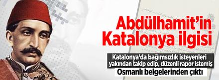 Katalonya'nın asırlık bağımsızlık talebi Osmanlı belgelerinde