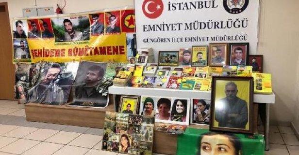 HDPlilere terör toplantısı baskını!