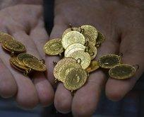 Altın fiyatları düştü! Çeyrek ve gram altın ne kadar?