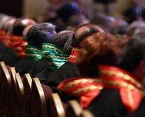 107 hakim ve savcı meslekten men edildi