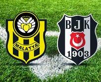 Yeni Malatyaspor - Beşiktaş maçı saat kaçta?