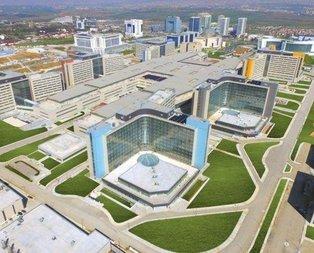 Türkiyenin en büyük hastanesinin açılışında sona gelindi!