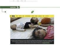 Esedin katliam fotoğrafları Afrin yalanlarına malzeme oluyor