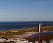 SpaceX, Starship mekiğinin test fırlatışını yaptı