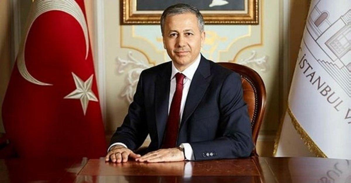 Son dakika: İstanbul Valisi Ali Yerlikaya: 65 yaş üstü 50 bin ...