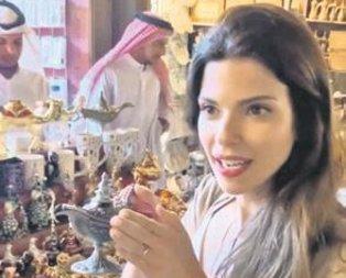 Larissa'nın Katar masalı