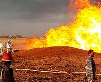 Suriye'de büyük patlama! Terör saldırısı...