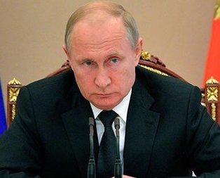 Putin'den ABD'ye sert cevap!