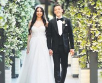 Mrs. and Mr. Özil!