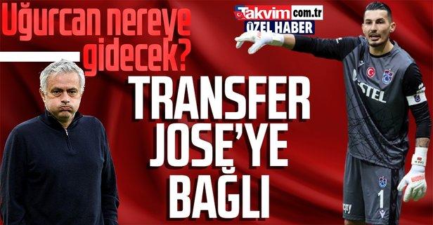 Mourinho'nun kaleci transferi sonrası gözler Uğurcan'da