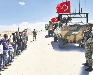 Vefalı Türkler Menbiç'te