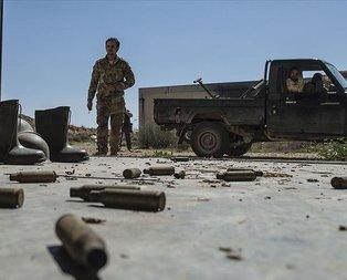 Son dakika: Libya'da darbeci Hafter milislerinden Trablus'un farklı noktalarına roketli saldırı
