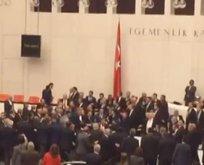 CHP'den Meclis'te büyük provokasyon