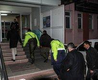 Kütahya'da belediye başkanı ve iki işçi ölümden döndü!