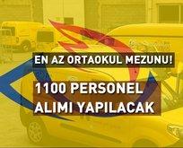 PTT bin 100 personel alımı yapacak