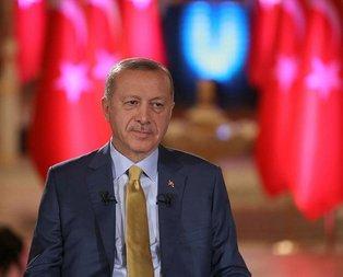 Başkan Erdoğan'dan Macron'a tokat gibi sözler!