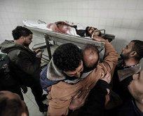 İsrailden Gazzeye saldırı: 6 şehit