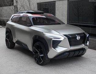 Nissan'dan uzay aracı görünümünde 2018 Nissan Xmotion Concept