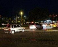 Gözde turizm merkezi araç girişlerine kapatıldı