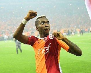 Aklı fikri Galatasaray'da