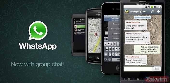 Bunu hiç duymadınız! WhatsApp'ın müthiş özelliği ortaya çıktı! Whatsapp'ta o tuşa bastığınızda...