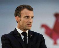 Macron'dan 'Kaşıkçı' açıklaması
