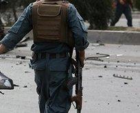 Kabil'de güvenlik güçlerine silahlı saldırı