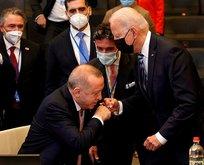 Erdoğan-Biden görüşmesi üzerinden kirli algı operasyonu!