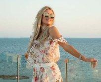 Paris Hiltondan Adriana Lima ve Metin Hara aşkına yorum