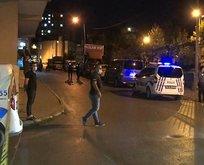 Bağcılar'da husumetliler arasında silahlı çatışma