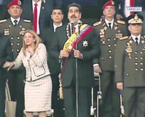 Maduro'ya suikast