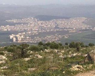 Afrin'de operasyon