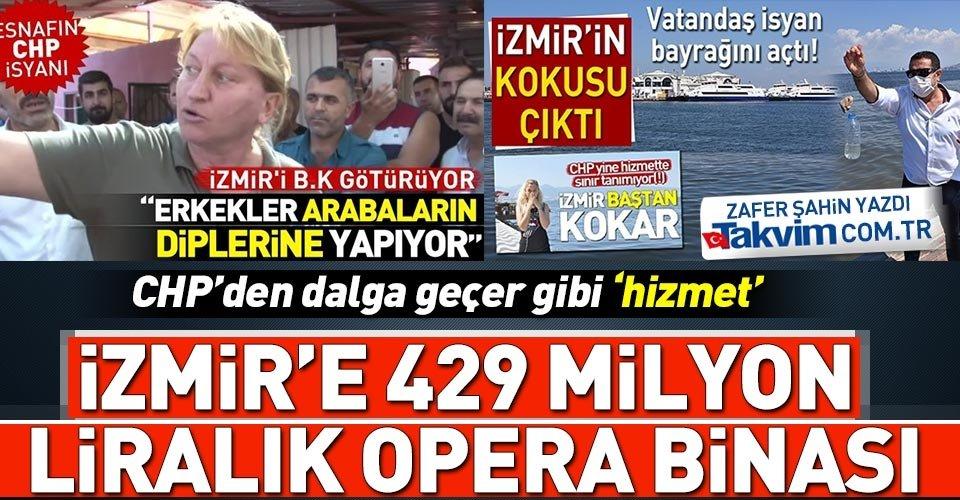 İzmir Büyükşehir Belediyesi 429 milyon liraya opera binası yapıyor