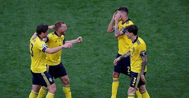 İsveç 3 puanı kaptı!
