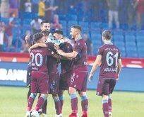 Trabzon tur için sahada!